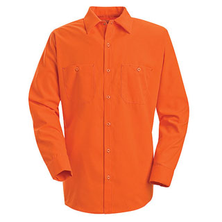 SS14 - NAP/DS - SS14 - NAP/DS - Long Sleeve Enhanced Visibility Shirt