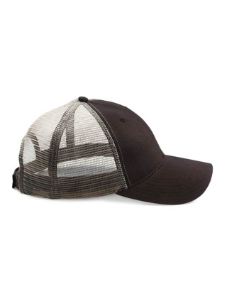 27195 - DS - 27195 - DS - Team Sportsman - The Duke Washed Trucker Cap