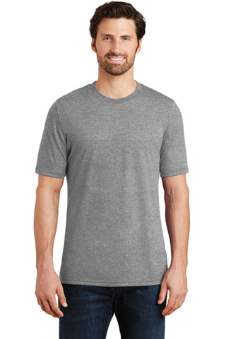 DM130 - NAP/DS - DM130 - NAP/DS - District Made Mens Perfect Tri Crew Tee