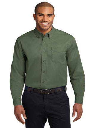 S608 - NAP/DS - S608 - NAP/DS - Port Authority Long Sleeve Easy Care Shirt