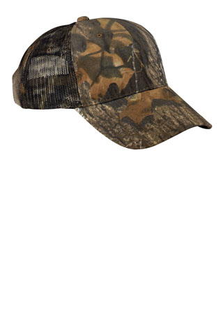 C869 - NAP - C869 - NAP - Port Authority Pro Camouflage Series Cap with Mesh Back
