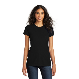 DT5001 - DS - DT5001 - DS - District Women's Fitted The Concert Tee