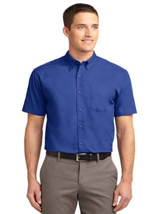 S508 - NAP/DS - S508 - NAP/DS - Port Authority Short Sleeve Easy Care Shirt