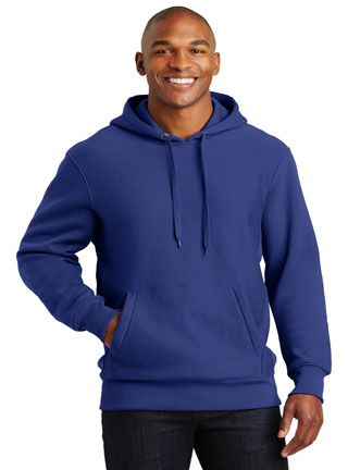 F281 - DS - F281 - DS - Sport-Tek Super Heavyweight Pullover Hooded Sweatshirt