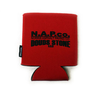 45081DS - DS - 45081DS - Red Koozie Can Cooler
